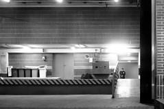 Sempre alerta (renanluna) Tags: light blackandwhite bw man luz night fuji br sãopaulo security monochromatic pb sp noite fujifilm 55 job homem pretoebranco monocromia trabalho segurança x100 renanluna fujifilmfinepixx100