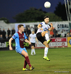 Dundalk v Drogs photos (ExtratimePhotos) Tags: richie towell