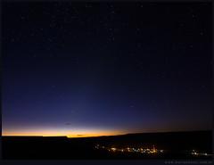 Crepúsculo en Cerro Policía
