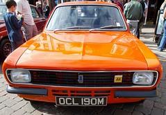 1973 HILLMAN AVENGER 1598cc 1500 SUPER OCL190M (Midlands Vehicle Photographer.) Tags: super 1500 1973 hillman avenger 1598cc ocl190m