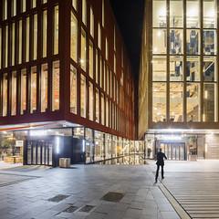 Nya Malm III (Gustaf_E) Tags: hotel skne sweden live sverige malm centrum natt stad konsert clarion kongress kanalen kvll hghus konserthus kongresscenter
