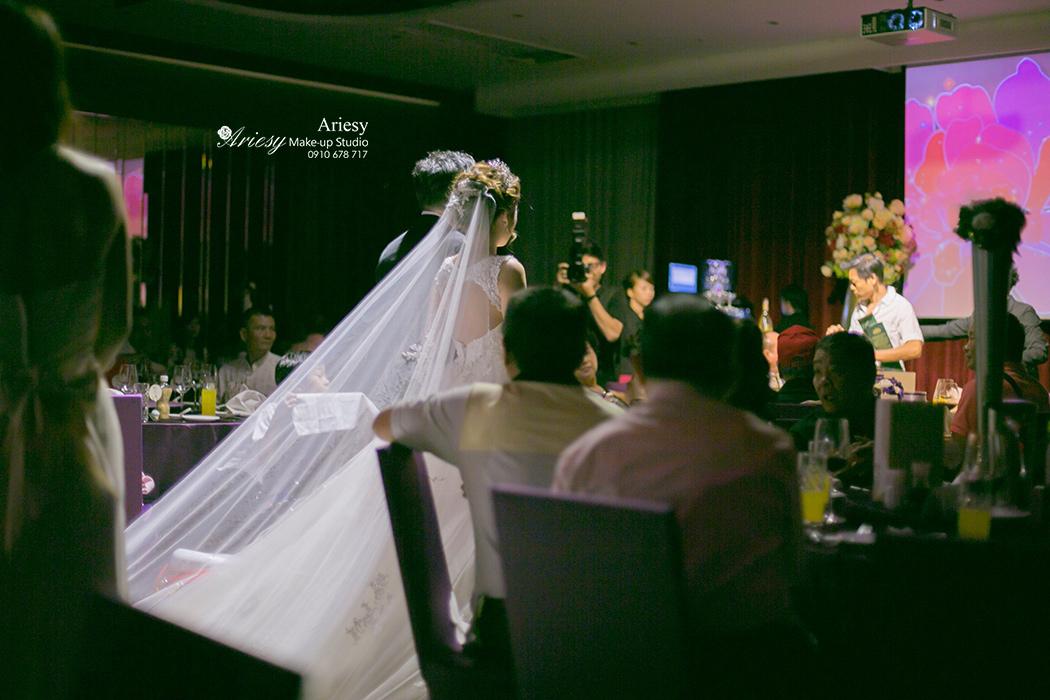 愛瑞思,Ariesy,愛瑞思造型團隊,台北新秘推薦,新娘秘書,環球華漾婚宴,新娘髮型,新娘造型,歐美風