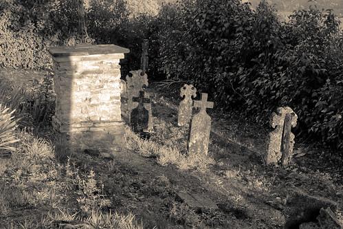 Cimiterino presso Giroussens.