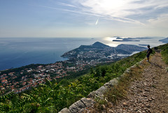 Overview - Dubrovnik (Jonas Raphael) Tags: beach beautiful sony croatia dubrovnik a77