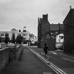 Back street (tabulator_1) Tags: blackwhite southport