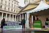 Greenpeace-Giornata-Mondiale-Alimentazione_pagoda 4x4 csc (Gruppo CSC) Tags: mostra foto greenpeace struttura portafoto
