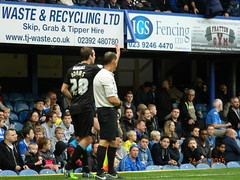 Portsmouth FC v Mansfield Town FC (Roy Richard Llowarch) Tags: england english sports sport football outdoor soccer portsmouth yellows englishhistory fratton mansfield stags footballfans pompey footballgrounds englishheritage portsmouthfootballclub footballstadiums portsmouthengland thebeautifulgame frattonpark englishfootball soccerfans mansfieldtown footballclubs league2 portseaisland thestags portsmouthfc beautifulgame sportsvenues footballteams englishfootballfans englishsoccer sportstadiums mansfieldtownfootballclub mansfieldfootballclub frattonend mansfieldtownfc playuppompey pompeyfc soccerstadiums soccerteams portsmouthhampshire theyellows pompeyfans soccergrounds soccerclubs mansfieldfc