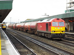 60063 at cardiff (47604) Tags: cardiff tanks murco class60 60063 6b13