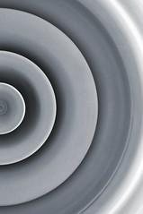 kmart (L. Paul) Tags: blackandwhite abstract monochrome pattern ceiling ia minimalism curve halfcircle ottumwa abstractpattern kmartceilingblackandwhiteshapescurvesabstractshadowscircleottumwaiowa