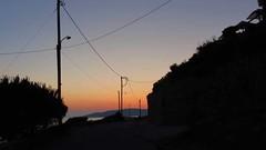 along the road to Stivari at twilight IMG_1225 (mygreecetravelblog) Tags: island twilight dusk greece greekislands andros cyclades batsi cycladesislands androsgreece androsisland batsiandros