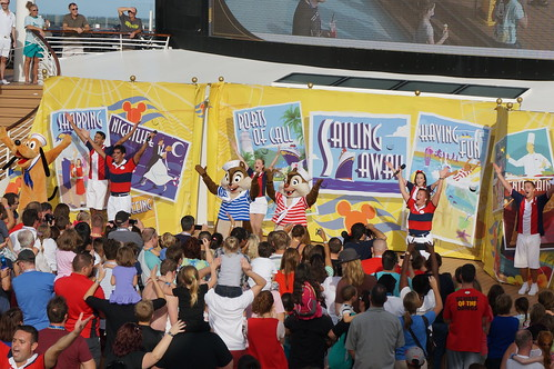 """Disney Fantasy Sail Away Party • <a style=""""font-size:0.8em;"""" href=""""http://www.flickr.com/photos/28558260@N04/22786722312/"""" target=""""_blank"""">View on Flickr</a>"""