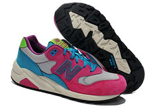 NB MRT580WJ Womens New Balance Mesh Peach Gray Blue Shoes (RobertThrashy) Tags: shopping discount cheap runningshoes coupon womensshoes retrostyle onlinestore newbalance580 fashionsneakers popularshoes