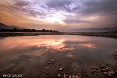 ELEGANT DUSK (PHOTOROTA) Tags: pakistan colors river nikon flickr swat d800 abid photorota