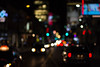 Yonge Street in Bokeh (michaelTO) Tags: ca nightphotography signs toronto ontario canada night bokeh outoffocus nighttime billboards yongestreet yonge 52 week46 2015 52weeks project52 bokehdots 52weeksthe2015edition week462015