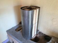 RMH0057 (velacreations) Tags: rmh woodburningstove rocketmassheater