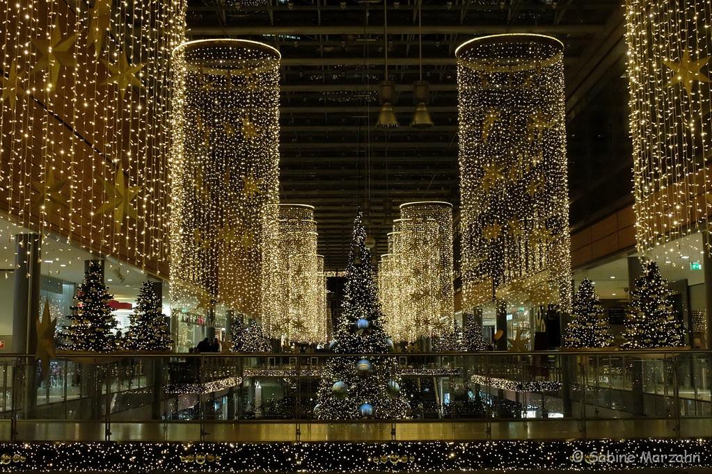 Weihnachtsbeleuchtung Berlin.The World S Best Photos Of Arkaden And Berlin Flickr Hive Mind