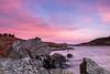 Sunset at Loch Lee (Gordon Nicoll) Tags: water glenesk scotland landscape sunset angusglens lochlee