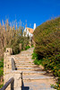 HSfS in Los Canos de Meca, Costa de la Luz, Andalusia, Spain (Janos Kertesz) Tags: stairs steps stairway nature step old climb stone staircase stair up grass walk rock ascend loscanosdemeca andalusia costadelaluz spain flowers