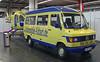 Bremer Transporter (Schwanzus_Longus) Tags: essen motorshow motor show german germany old classic vintage window van bus mercedes benz 208d bremer transporter