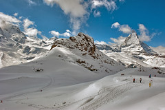 Winter paradise in Rotenboden. Zermatt. Switzerland.No. 4195. (Izakigur) Tags: liberty izakigur flickr feel europe europa dieschweiz ch helvetia lasuisse musictomyeyes nikkor nikon suiza suisse suisia schweiz romandie suizo swiss svizzera سويسرا laventuresuisse switzerland schwyz winter snow neige wham schnee train cantonduvalais kantonwallis suïssa nikond700 nikkor2470f28 topf25 topf450 100faves 200faves 250faves brilliant