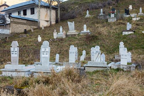 Islamic Cemetery - Brod
