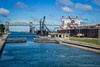 Soo Locks (Go See Do Photos) Tags: michigan saultstemarie soolocksboattour stmarysriver thesoo upperpeninsula river water