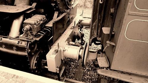 K.& E.S.Railway USA Tank