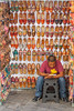 Shoes, Shoes, Shoes! (Geraint Rowland Photography) Tags: shoe shoes footwear leather sandals feet foot zapatos oaxaca streetphotography portrait canon 50mm mexican candidphotography mobiletechnology marketseller sell market latinamerica geraintrowlandphotography