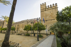 Alcazar Cordoba (rschnaible) Tags: alcazar cordoba spain espana europe old historic history building architecture sightseeing tour tourist outdoor castle fort fortress