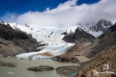 Mirador Maestri (www.jamesbrew.com) (James Brew (www.jamesbrew.com)) Tags: patagonia argentina south america landscape trekking mountains glacier el chalten view ice
