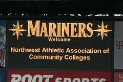 Baseball 2012 (pierceraiderathletics) Tags: nwac safeco field pierce raiders baseball champions mariners