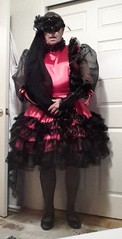 Hot Pink 4 (Maid Honey) Tags: sissy maid