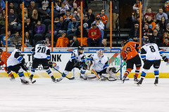 "Missouri Mavericks vs. Wichita Thunder, February 3, 2017, Silverstein Eye Centers Arena, Independence, Missouri.  Photo: John Howe / Howe Creative Photography • <a style=""font-size:0.8em;"" href=""http://www.flickr.com/photos/134016632@N02/32561329742/"" target=""_blank"">View on Flickr</a>"