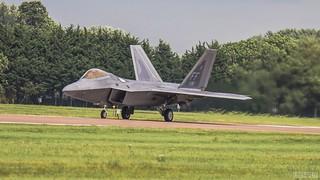 09-4191 - FF | USAF | Lockheed Martin F-22a block 35 Raptor