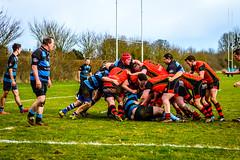 Witney 3's vs Swindon College-1088