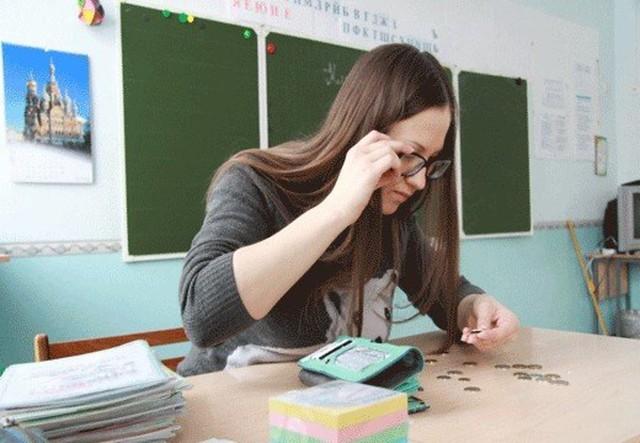 Настоящие заработной платы учителей в Российской Федерации ниже официальных— ОНФ