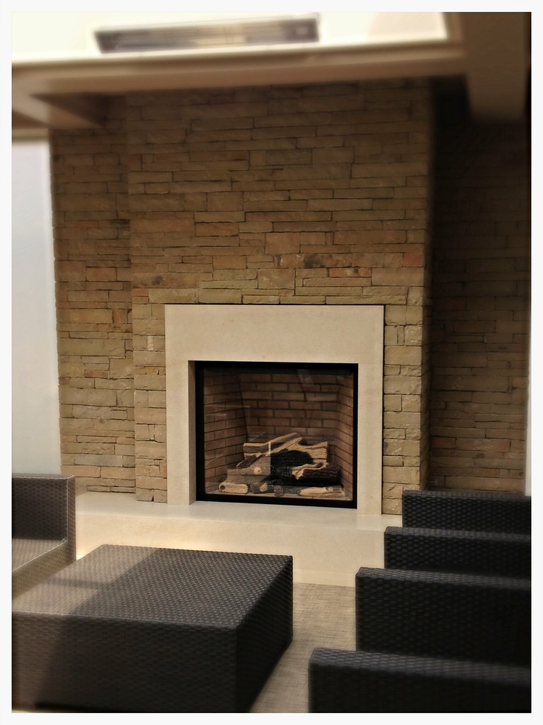 Town & Country TC36 Direct Vent Fireplace, Marietta Ga.