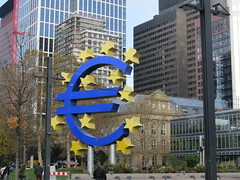 Euro-ZentraleFrankfurt /Main (thobern1) Tags: euro frankfurt main currency ezb europeancentralbank zentralbank whrung banquecentraleeuropenne