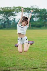 20150831-LD3_2292 copy (KinWei Choong) Tags: red nana schoolgirl filmphotography portra160 superiaxtra400 nikond3
