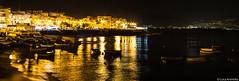 Panorama Aspra (lucalampe) Tags: panorama porto luci sera notturno bagheria aspra