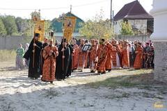 070. Patron Saints Day at the Cathedral of Svyatogorsk / Престольный праздник в соборе Святогорска