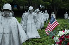 Korean war memorial, Washington DC (tik_tok) Tags: city usa america mall washingtondc us unitedstates capital northamerica koreanwarmemorial