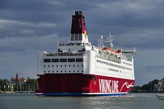 Viking Line Mariella (RS_1978) Tags: city sea mer water ferry port suomi finland mar helsinki eau meer wasser finnland mare ship harbour stadt fi hafen acqua  schiff  gewsser tenduedeau uusima panasoniclumixfz1000
