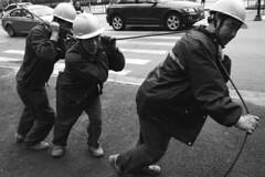 Nameless (Spontaneousnap) Tags: life china street city people urban blackandwhite bw asia shanghai candid documentary like 上海 ricohgr spontaneousnap publicareas
