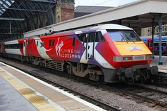 91101 London Kings Cross 05.11.15 (jonf45 - 2.5 million views-Thank you) Tags: london electric coast flying br cross rail trains class east virgin kings british locomotive railways 91 scotsman 91101