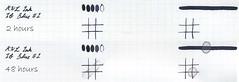 KWZ IG Blue #1 (Meredith Nichols) Tags: blue test fountain pen ink 1 iron library else waterproof ig gall everythink kwz everythinkelse