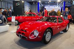 Alfa Romeo Giulia TZ 2 (Lucinho Photography) Tags: auto canon photography eos moto alfa romeo alfaromeo giulia padova epoca 2015 lucinho 18135mm tz2 60d efs18135mmis