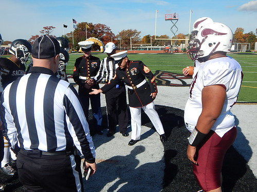 """Sachem North vs Bay Shore • <a style=""""font-size:0.8em;"""" href=""""http://www.flickr.com/photos/134567481@N04/22663027151/"""" target=""""_blank"""">View on Flickr</a>"""