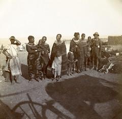 Refugees, Standerton, c.1901.