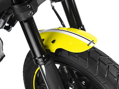 Ducati Scrambler Flat Pro Track